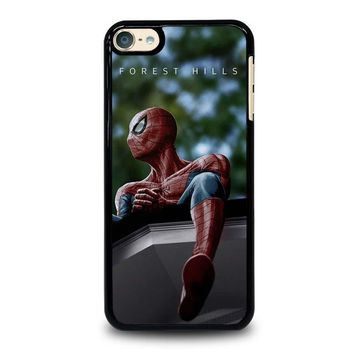 SPIDERMAN J. COLE FOREST HILLS iPod Touch 6 Case Cover