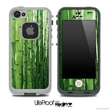 Bamboo Forest Skin for the iPhone 5 or 4/4s LifeProof Case