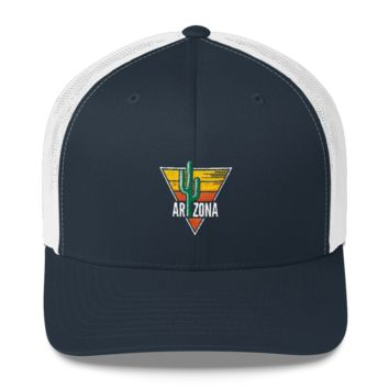 Arizona - Classic Triangle Hat