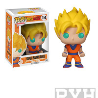 Funko Pop! Animation: Dragon Ball Z - Super Saiyan Goku - Vinyl Figure