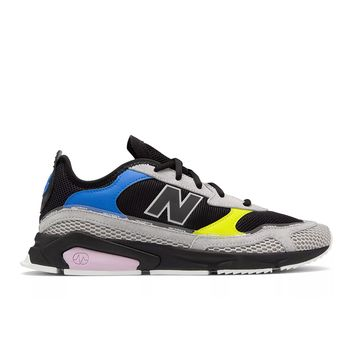 New Balance - X-Racer (MSXRCTLC) - Rain Cloud w/ Black