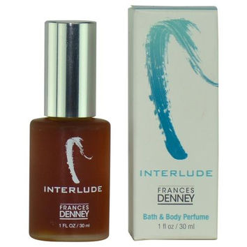 Interlude By Frances Denney Bath & Body Perfume 1 Oz (new Packaging)