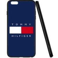 Top Tommy.Hilfiger Logo Fit Case For iPhone 6 6+ 6s 6s+ 7 7+ 8 8+ X Samsung Note