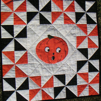 Halloween Wall Hanging, Table Topper, Halloween decoration