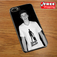 Shawn Mendes Song iPhone 4|4S Cover Case