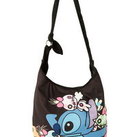Disney Lilo & Stitch Where's Scrump? Hobo Bag