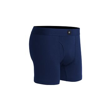 Smith Boxer Brief - Navy