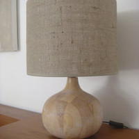 Everyinch — Danish style solid timber lamp
