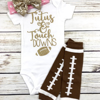 {Tutus & Touchdowns}
