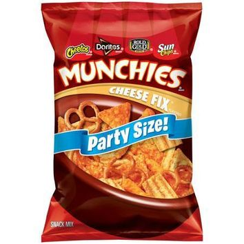 MUNCHIES CHEESE SNACK