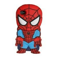 Marvel Chara-Cover Series 1 iPhone Cover 4/4S - Spiderman
