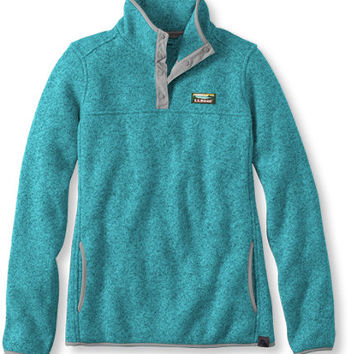 Bean's Sweater Fleece Pullover: Fleece from L.L.Bean, Inc.