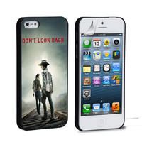 THE WALKING DEAD Don't Look Back iPhone 4 5 6 Samsung Galaxy S3 4 5 iPod Touch 4 5 HTC One M7 8 Case