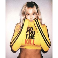 """""""Go For The Kill"""" Top"""