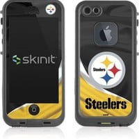 Pittsburgh Steelers Lifeproof fre iPhone 5&5s Skin