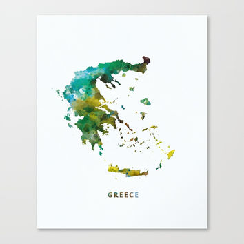 Greece by monn
