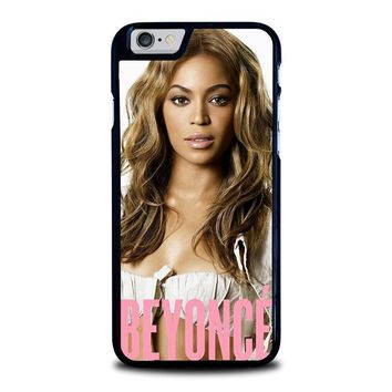 beyonce knowles iphone 6 6s case cover  number 1
