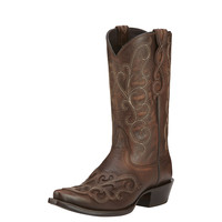 Ariat Rainey Women's Western Boots: Washed Maple