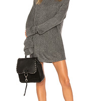 Lovers + Friends Madrona Dress in Grey   REVOLVE
