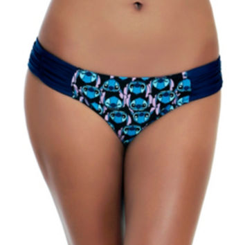 Disney Lilo & Stitch Print Swim Bottoms