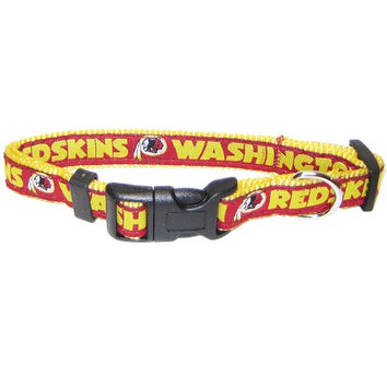 Washington Redskins Collar Small