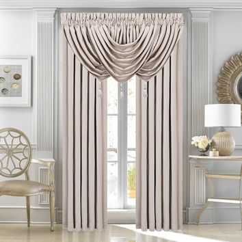 Five Queens Court Morocco Drapery Curtain Panel | Overstock.com Shopping - The Best Deals on Curtains