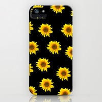 Sunflowers iPhone & iPod Case by Shalisa Photography