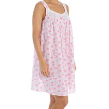 Eileen West 5315929 Beach Bliss Short Nightgown