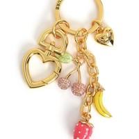 Fruity Keyfob by Juicy Couture