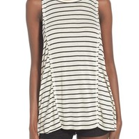 BP. Stripe Seamed Swing Tank | Nordstrom