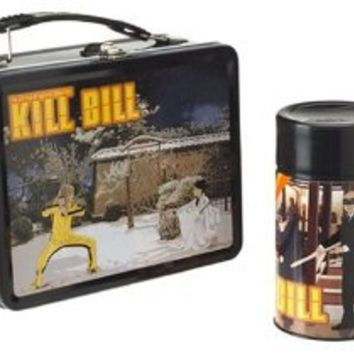 Kill Bill Lunchbox with Drink Container