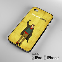 The Breakfast Club Sincerely Yours iPhone 4S 5S 5C 6 6Plus, iPod 4 5, LG G2 G3, Sony Z2 Case