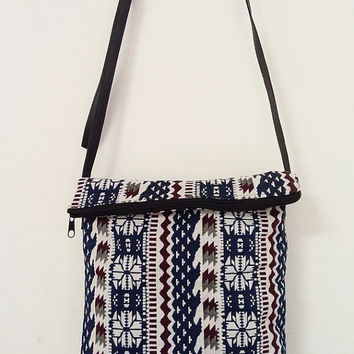 Tribal Bag, Tribal, Purse Hobo, Hippie, Sling, Crossbody, Shoulder, Hipster bag, Weekender bag, Beach bag, Boho, Boho Bag, Hobo bag