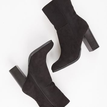Classic Suede Boots
