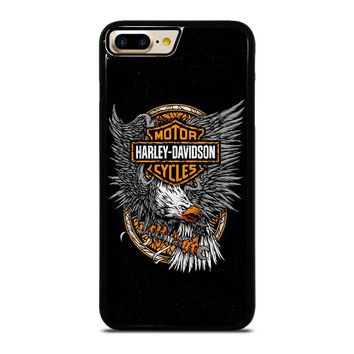 HARLEY DAVIDSON EAGLE LOGO iPhone 7 Plus Case Cover