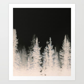 Night Vision Art Print by creativeaxle