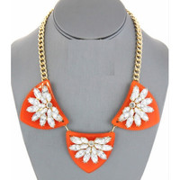Sophie Bib Necklace