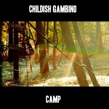Camp - Childish Gambino, LP