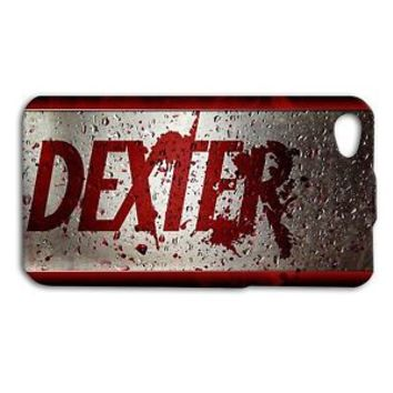 Red Dexter Bloody Cute Metal iPhone Case iPhone 4 4s 5 5c 5s 6 6s Plus New Cool