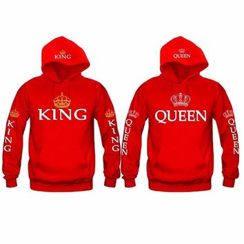 King & Queen Couples Jackets (Set) - Limited In Stock