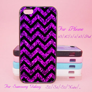 Purple Glitter(Not Actual Glitter),iPod 5,iPad 2,iPad mini,iPad Air,iPhone 5s/ 5c / 5 /4S/4 , Galaxy S3/S4/S5/S3 mini/S4 mini/S4 active/Note