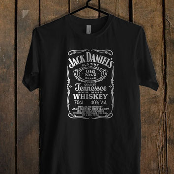 Jack Daniels T Shirt Mens T Shirt and Womens T Shirt **