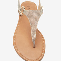 Break-10 Spring Glitz Sandal