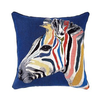 Salambo Cobalt Pillow