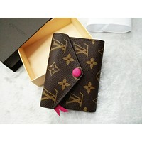 LV Women Shopping Leather Handbag Tote Wallet Bag G-AGG-CZDL