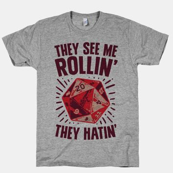 They See Me Rollin' They Hatin' D20