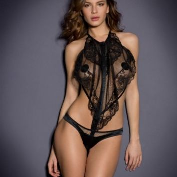 Bodies & Playsuits by Agent Provocateur - Chrissy Playsuit