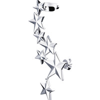 Efva Attling Catch A Falling Star Ear Cuff - Silver Ear Cuff - ShopBAZAAR