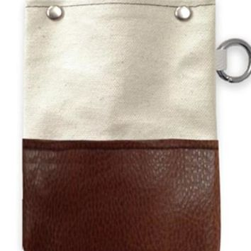 Brown & Natural - Canvas Flask 120ml