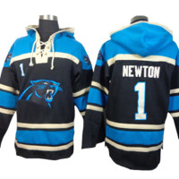 KUYOU Carolina Panthers Lacer - Cam Newton Two Color Styles